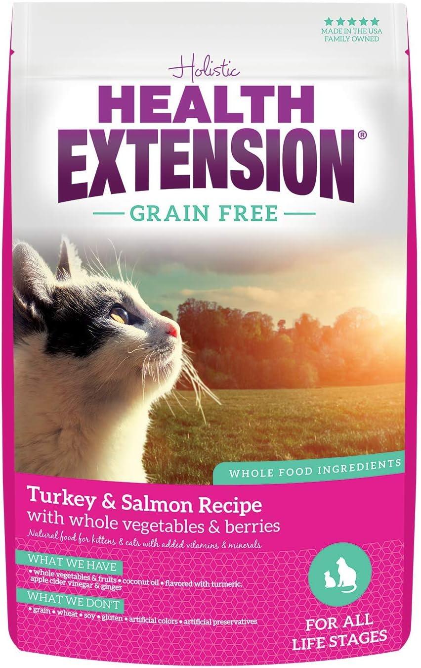 Health Extension Grain Free Turkey & Salmon Recipe
