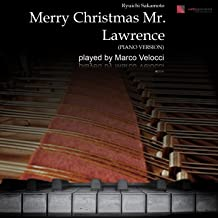 Merry Christmas Mr. Lawrence (Piano Version)