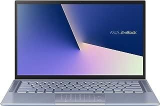 Asus ZenBook 14 UX431FN-AN047T Ultrabook (Utopia Blue) - Intel i5-8265U 3.9 GHz, 8 GB RAM, 512GB SSD, Nvidia Geforce MX150,14 inches FHD, Windows 10, Eng-Arb-KB