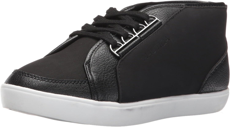 Nautica Womens Lubec Mid Fashion Sneaker