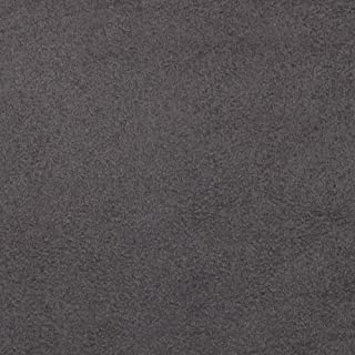 Shannon Fabrics Shannon Cuddle Suede Charcoal