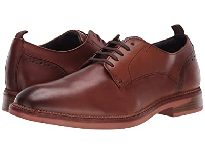 Steve Madden Turnout Oxford (Cognac Leather) Men