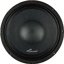Audiopipe APSP-1250 12 Inch 800 Watt MAX, 400 Watts RMS, and 8 Ohm Dynamic Mid Range Car Audio Loudspeaker with 2.5 Inch K... photo