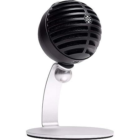 Shure MV5C-USB Home Office Microphone (Black)
