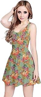 فستان بدون أكمام للنساء من CowCow، مقاس XS-5XL