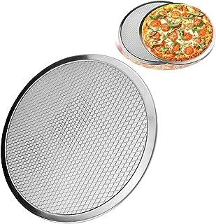 """Aluminiumlegierung Abdeckung Universal für 6 /""""7/"""" 8 /""""9/"""" 10 /""""12/"""" Runde Pizza"""