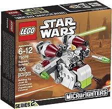 LEGO Star Wars Microfighters Series 2 Republic Gunship (75076)
