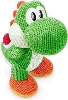 Green Yarn Big Yoshi Amiibo - Wii U (yoshi Woolly World) [Japan Import] by Nintendo