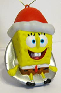 Spongebob Squarepants American Greetings Christmas Ornament