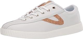 حذاء رياضي حريمي نايلون 29P من Tretorn، أبيض، 7 B (M)