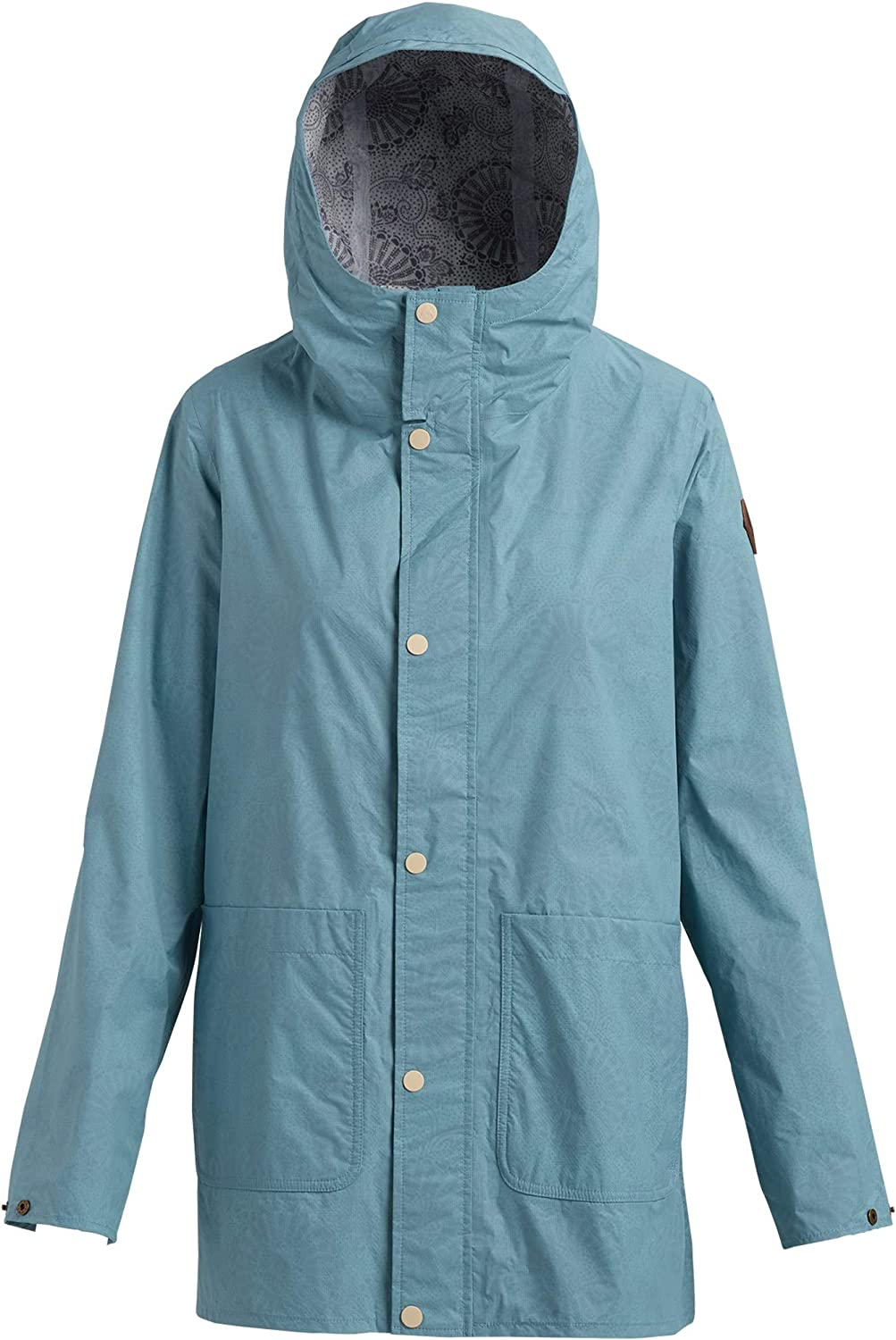 Burton Women's 2.5l Tulpa Jacket, Stone bluee, Small