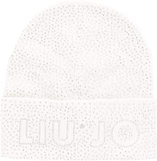 Liu Jo Luxury Fashion Womens 269008M030010606 Beige Hat | Fall Winter 19