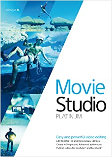movie studio platinum 13