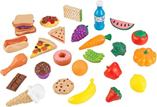 Kidkraft 30 Pieces Food Set - 3 Years & Above