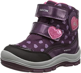 Geox Baby-Mädchen B Flanfil Girl B WPF Ankle Boot