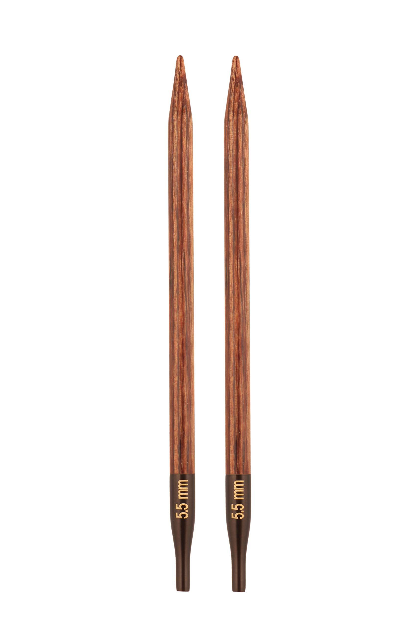 KnitPro KP20414 Symfonie Interchangeable Circular Knitting Needle 15mm 2pk