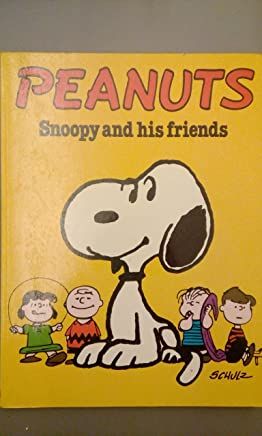 Peanuts Snoopy and his friends
