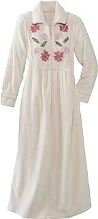 Chenille Zip Robe