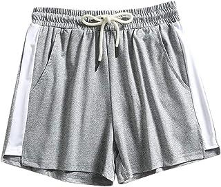 Toodii Women's Night Shorts Yoga Pants Beach Shorts Regular Fit Mid Loose for Women's & Girls