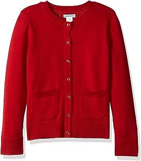 toddler cardigan red