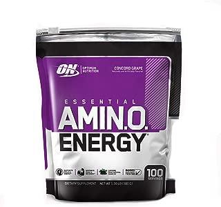 Optimum Nutrition Essential AMIN.O. Energy - Concord Grape