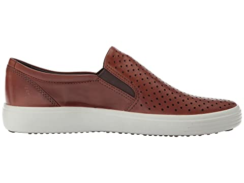 Soft Retro Caoba Slip ECCO On 7 OgHSUxU