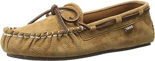 Lamo Women's Sabrina Moc II Shoe, Moccasin, Chestnut