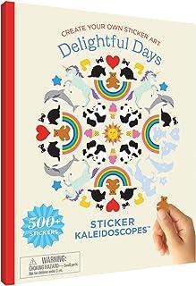 Mrs. Grossman's Sticker Kaleidoscopes Activity Book 88004