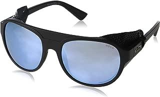 Revo Polarized Sunglasses Traverse Glacier Frame 57 mm