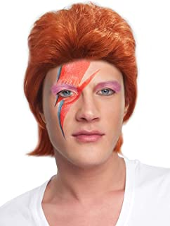 Rock Star Costume Wig - One Size