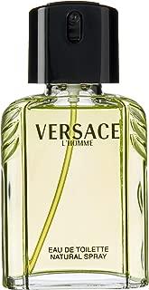 Versace L' Homme Eau de Toilette for Men, 100ml