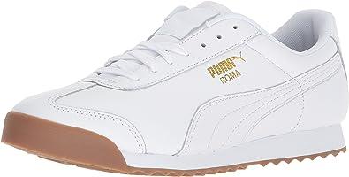 PUMA Men's Roma Classic Gum Sneaker