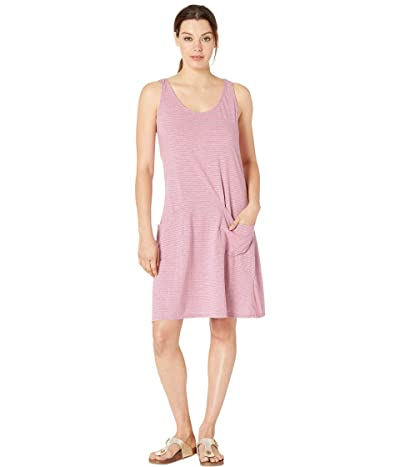 Fresh Produce Luminous Drape Dress (Flamingo Pink) Women