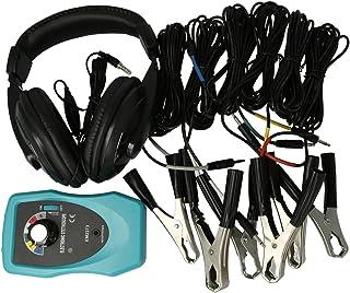 Romacci Estetoscópio eletrônico Localizador de ruído de carro diagnóstico dispositivo de escuta de máquina Detector de ruí...