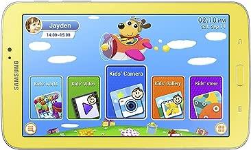 Samsung Galaxy Tab 3 SM-T2105 Kids (SM-T2105) Yellow - 8GB, No Gel Case, 7