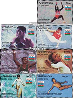 Aserbaidschan 289-295 (complete.issue.) 1996 Olympia (Stamps for collectors) Olympic games