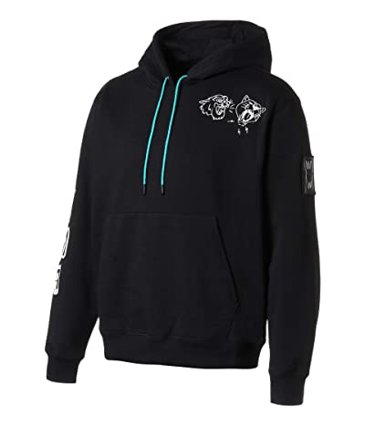 PUMA Franchise Hoodie (PUMA Black) Men