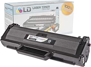 LD Compatible Toner Cartridge Replacement for Samsung MLT-D104S (Black)