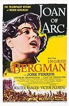 Posterazzi EVCMCDJOOFEC038HLARGE Joan of Arc Us Art Ingrid Bergman 1948 Movie Poster Masterprint, 24 x 36