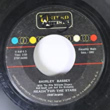 Shirley Bassey 45 RPM Reach For The Stars / You'll Never Know