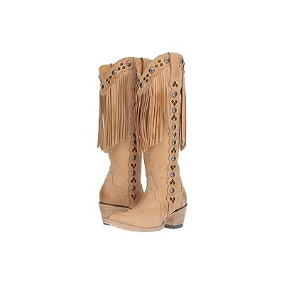 Old Gringo Ashlynn (Straw) Cowboy Boots