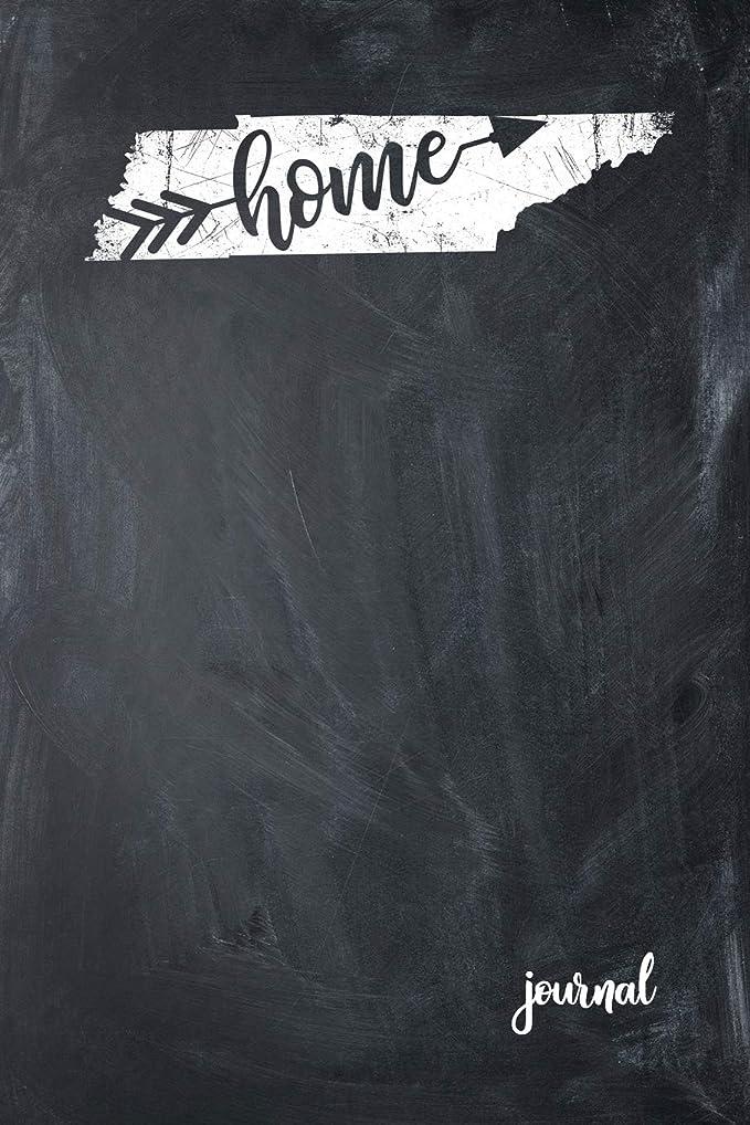 カウントアップきしむコロニアルHome Journal: State of Tennessee Gypsy Arrow Home Blank Diary 120 Paged College Lined 6x9 RV Travel Journal