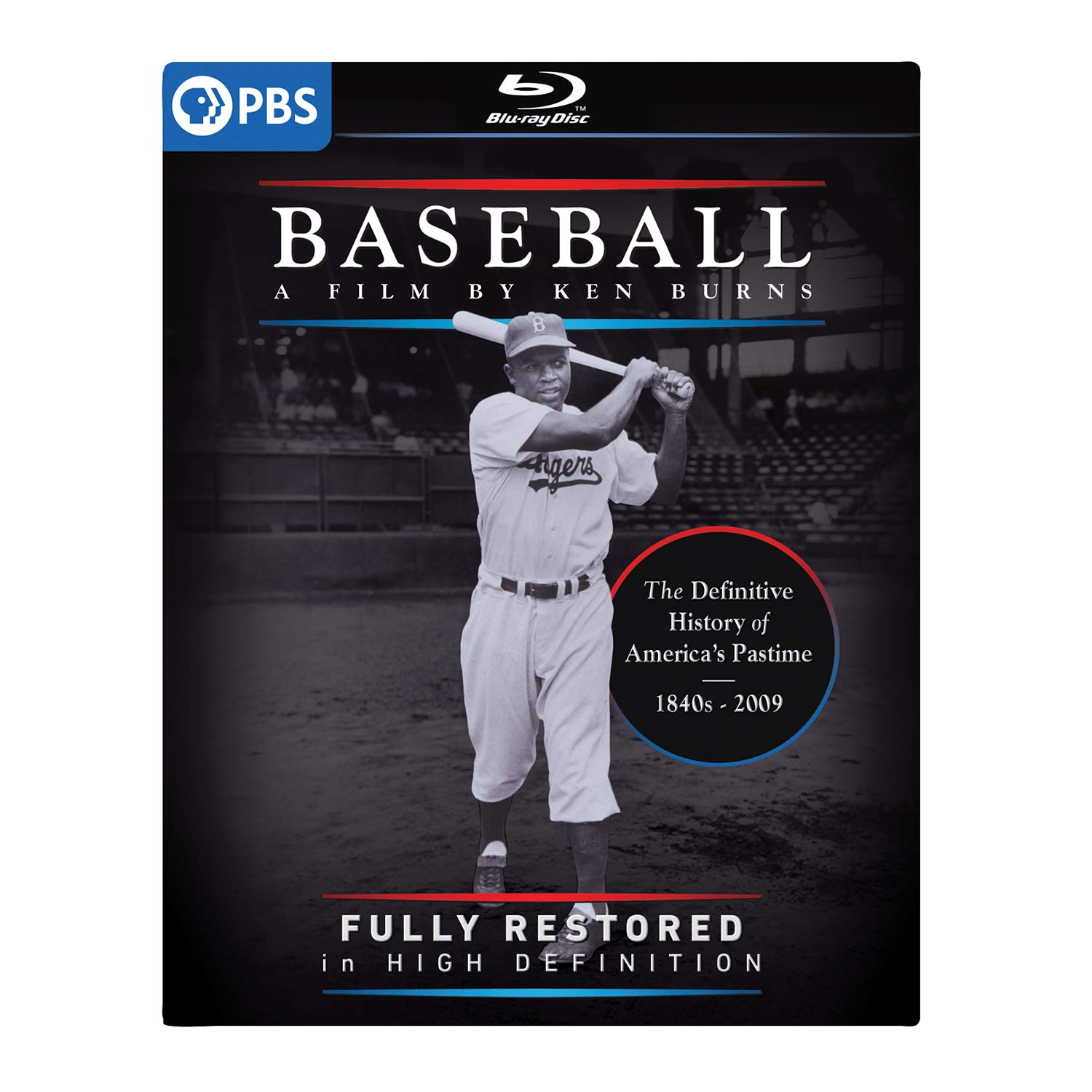 Baseball: Limited time cheap sale A Sacramento Mall Film By Ken Burns High Definition Restored Fully in