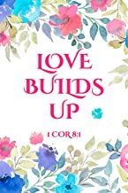 Love Builds Up 1 COR 8:1: JW Gifts Circuit Assembly Of Jehovah's Witnesses 2019 2020 Notebook Gift | Jehovah's Witnesses Gifts. Pink