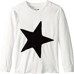 Nununu - Star Patch T-Shirt (Little Kids/Big Kids)