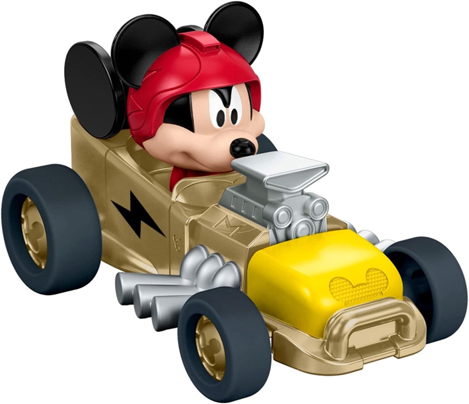 FisherPrice Disney Mickey and The Roadster Racers Vehicles Gift Pack