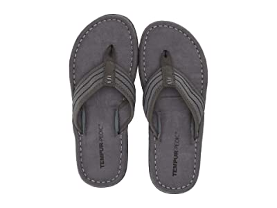 Tempur-Pedic Braxton (Charcoal) Men