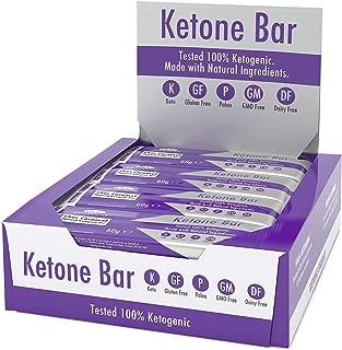 Barra De Cetonas (Caja De 12 Barras) | Snack Bar Ketogénico