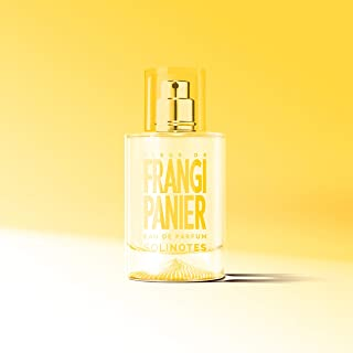 Solinotes Paris Fleur de Frangipanier (Frangipani Flower) Eau De Parfum, 50 ml