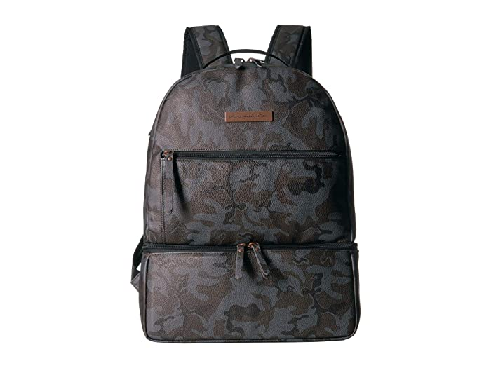 petunia pickle bottom  Axis Backpack (Camo Leatherette) Diaper Bags